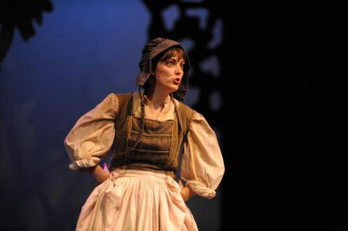 Into the Woods - Central Piedmont Summer Theatre