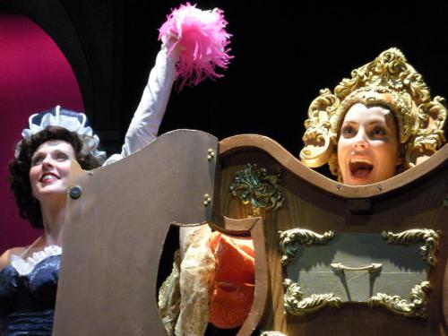 Beauty and the Beast - Children's Theatre of Charlotte