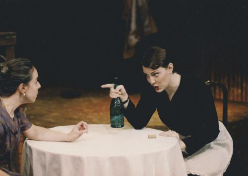 Old Maid and the Thief - Eastman Opera Theater
