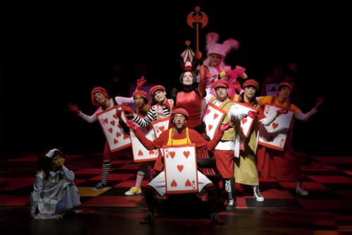 Alice in Concert - Children's Theatre of Charlotte