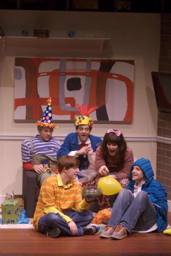Tales of a 4th Grade Nothing - Children's Theatre of Charlotte