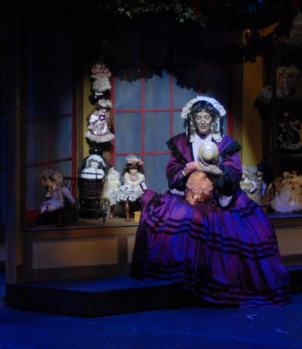 The Christmas Doll - Children's Theatre of Charlotte