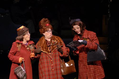 The Christmas Bus - - Children's Theatre of Charlotte
